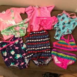 Other - Lot of 6 swimsuits